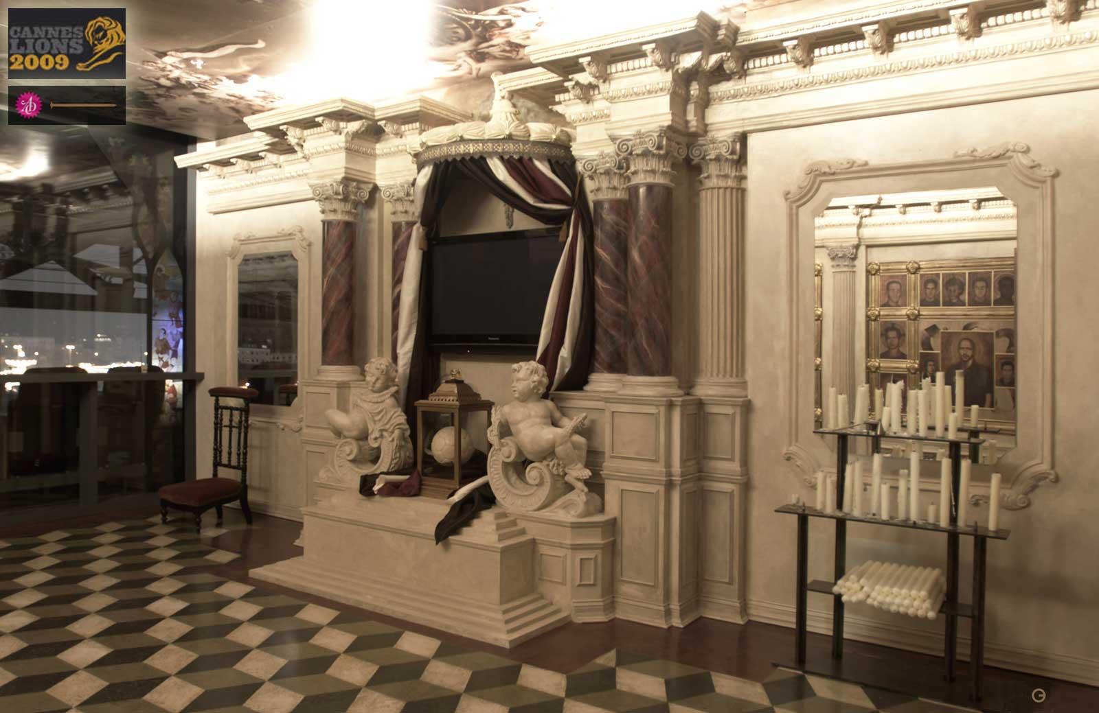 St.Pauli Kapelle Ole Groenwoldt Séparée