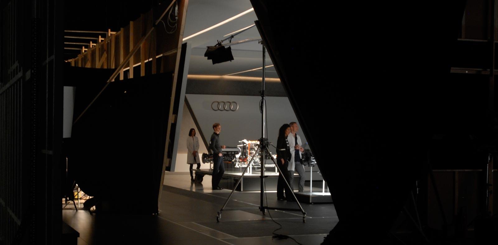 Audi Pep Guardiola Vorsprung durch Technik