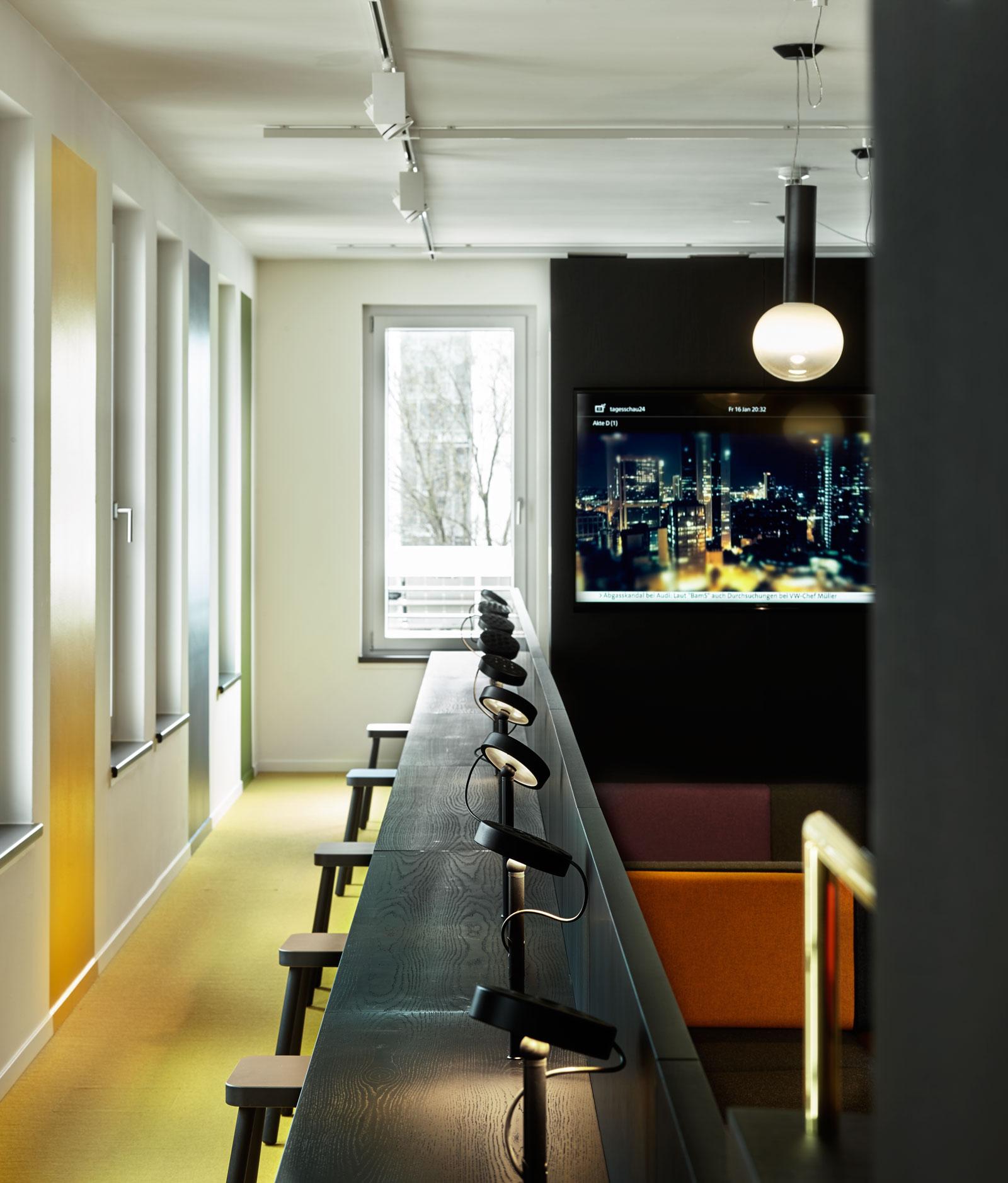 Ole Groenwoldt Muenchen Office Design Interior Bibliothek
