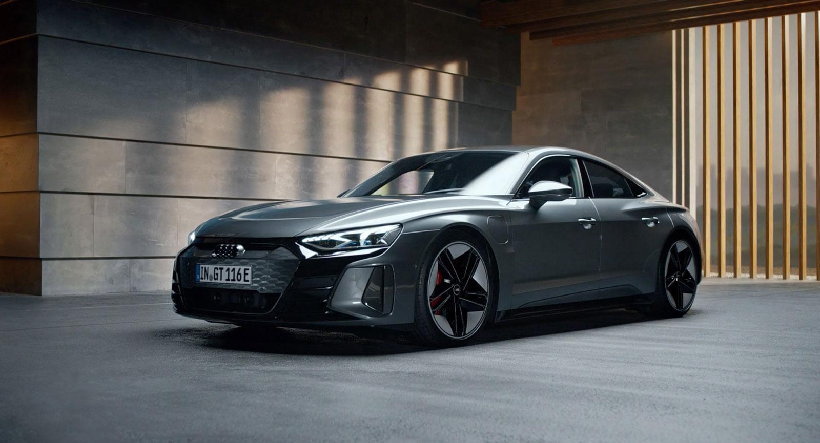 Audi e-tron olegroenwoldt